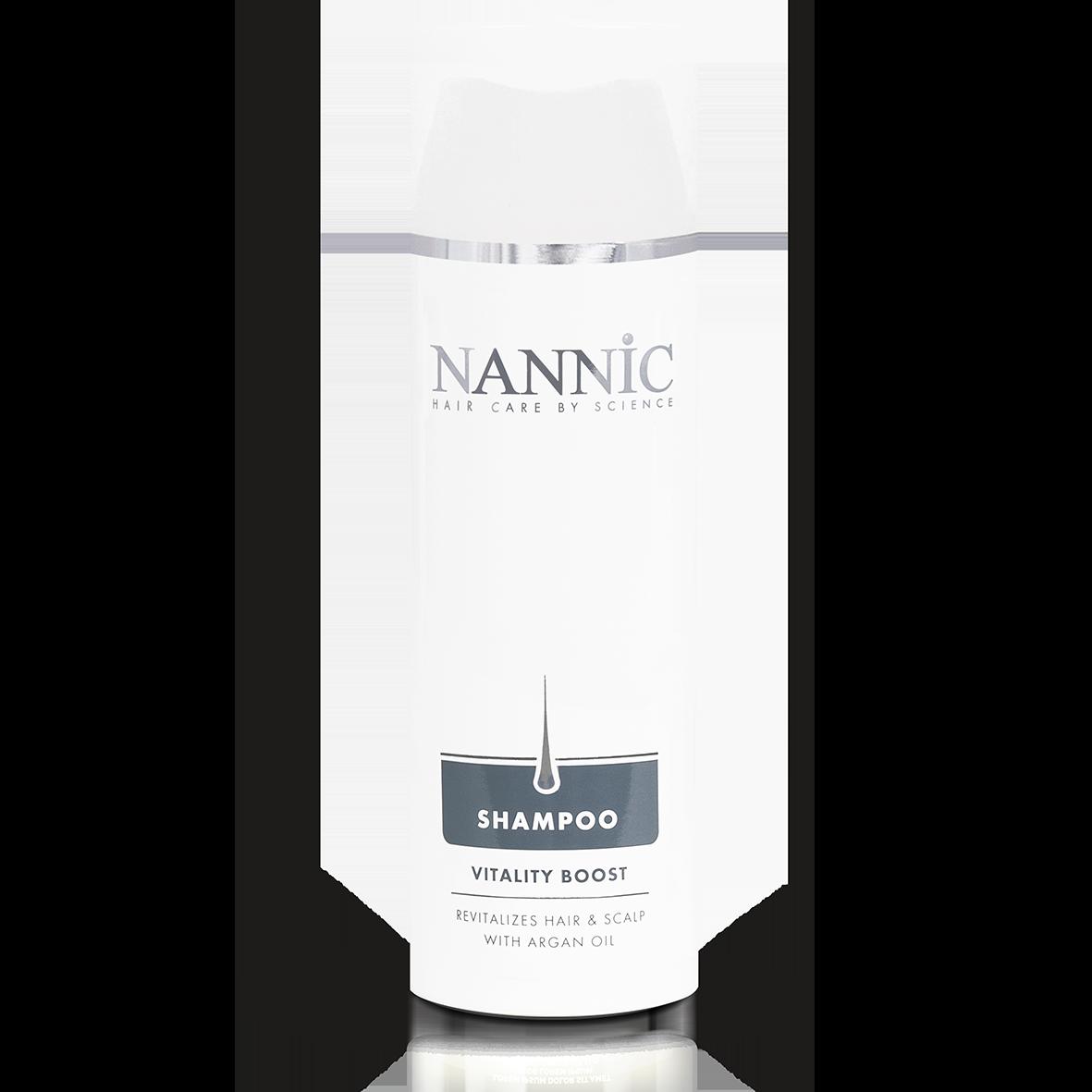 Vitality Boost shampoo 150 ml
